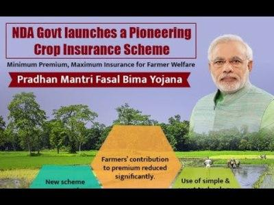 Over 36 MN farmers covered under PM crop insurance scheme